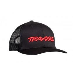 Traxxas Logo Hat Curve Bill Bl