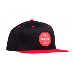 Token Flat Bill Snapback Hat B