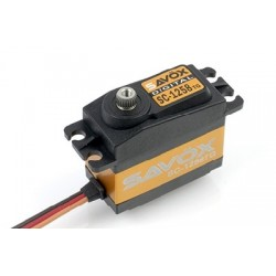 Savöx - SC-1258TG Digital Coreless Motor Servo , Titanium Gear