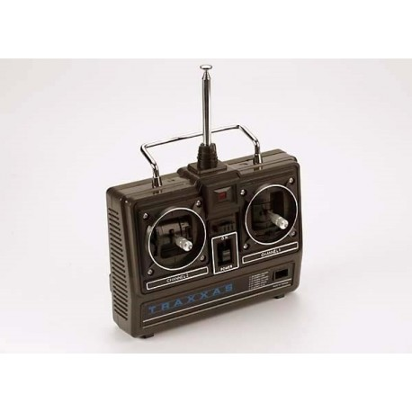 Transmitter. Dual-stick (2-channel) (Transmitter only)