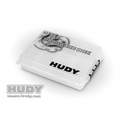 Hudy Plastic Box, double sided