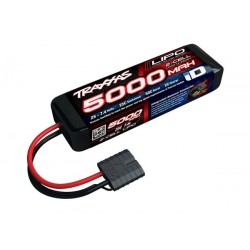 Power Cell LiPo 5000mAh 7.4V 2S 25C