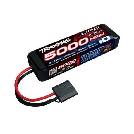 Power Cell LiPo 5000mAh 7.4V 2S 25C