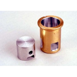Cylinder sleeve/ piston (w/ oil ring ) (matched set)