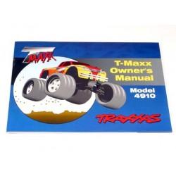 Owner's Manual. T-Maxx