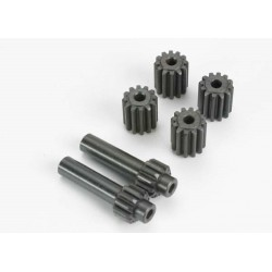 Differential gears. hardened