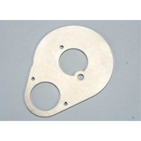 Aluminum side cover plate