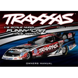 Owners manual. Funny Car