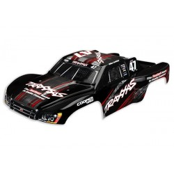 Body. Nitro Slash. nr47 Mike Jenkins (painted. decals applied