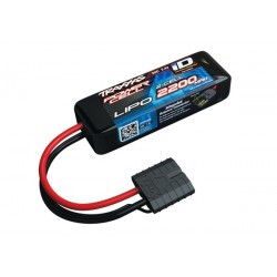 Power Cell LiPo 2200mAh 7.4V 2S 25C . all 1/16 models  ID
