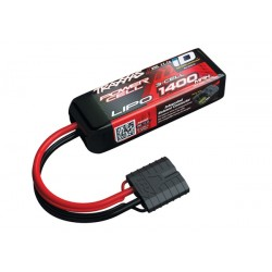 Power Cell LiPo 1400mAh 11.1V 3S 25C . all 1/16 models
