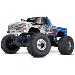 Traxxas Big Foot No. 1 The Original Monster Truck . XL-5 TQ (incl bat/chg) FLAME