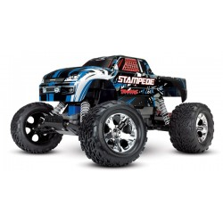 Traxxas Stampede XL-5 TQ (no battery/charger). Blue