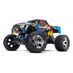 Traxxas Stampede XL-5 TQ (no battery/charger). Rock&Roll