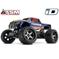 Traxxas Stampede VXL BrushlessBleutooth optional  TSM