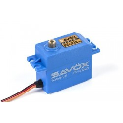 Savöx - SW-0230MG Digital High Voltage Waterproof Servo , Metal Gear