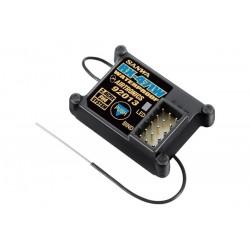 Sanwa Receiver RX-471W (4 ch/2.4GHz FHSS-4 SSR Waterproof