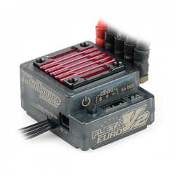 Muchmore FLETA Euro Brushless ESC - Black