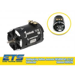Hobbywing XeRun Justock 3650SD G2.1 17.5T Sensored (ETS/TOS)
