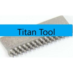 GP Speed Tires 102067 - Titan Cutting Tool for tire truer (e.g. HUDY)