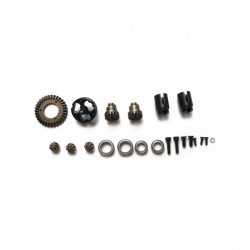 X-Rider Gear Diff Set(Metal)