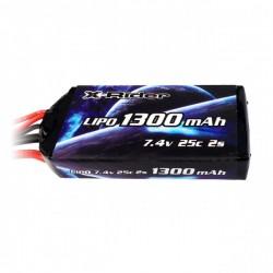 X-Rider Lipo 7.4V 25C 1300mAh