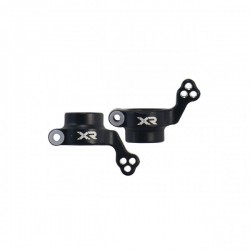 X-Rider Rear Hub Carrier Set(Metal,Black)
