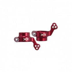 X-Rider Rear Hub Carrier Set(Metal,Red)
