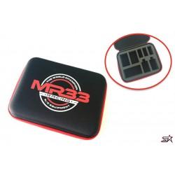 MR33 Motor, ESC and Servo Hard Case Bag
