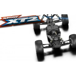 XRAY XT2C 2019 - 2WD 1/10 ELECTRIC STADIUM TRUCK - CARPET EDITION (PRE-ORDER)