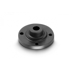 COMPOSITE GEAR DIFFERENTIAL COVER - LARGE VOLUME - GRAPHITE