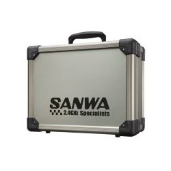 Sanwa Aluminum Carrying Case for M17 & MT-44