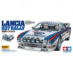 Tamiya 1/10 RC Lancia 037 Rally TA-02S