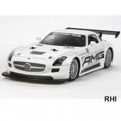 Tamiya 1/10 RC XBS Mercedes-Benz SLS AMG GT3 'AMG'