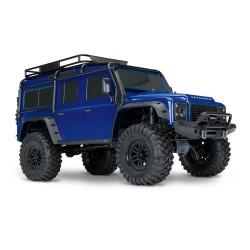 Traxxas Land Rover Defender Crawler Blue