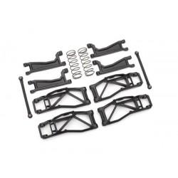 Suspension kit, WideMaxx, black