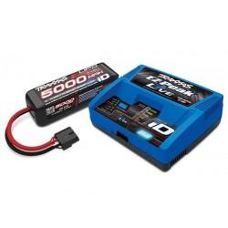 Traxxas 4S set (1X 2889X 14.8V LiPo & 1X2971G ID charger