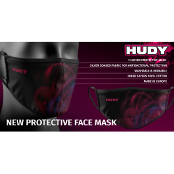 HUDY FACE MASK