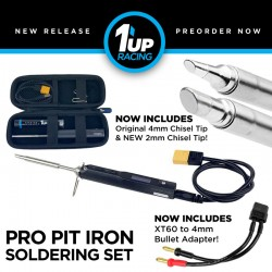 1up Racing Pro Pit Iron