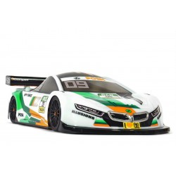 ZooRacing BayBee 1:10 Touring Car Clear Body - 0.7mm REGULAR