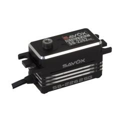Savöx Black Edition servo SB-2262SG Low Profile Monster