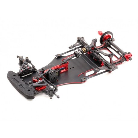 Roche - Rapide P12 EVO US Spec (Solid Axle) 1/12 Competition Car Kit, Aluminum Chassis