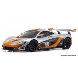 Karosserie Mini-z MR03RWD McLaren P1 GTR silver/orange