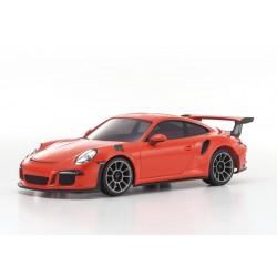 Karosserie Mini-z MR-03 Porsche 911 GT3 RS orange