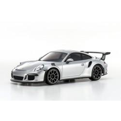 Karosserie Mini-z MR-03 Porsche 911 GT3 RS silver