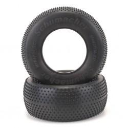 Schumacher Mini Pin - silver - Short Course Tyres (2)