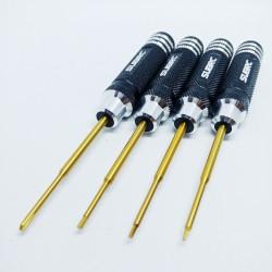 SUBRC, SBRC-MTLSET MINI TOOLS SET HEX 0.9MM 1.3MM 1.5MM PHILIPS 2MM Tools