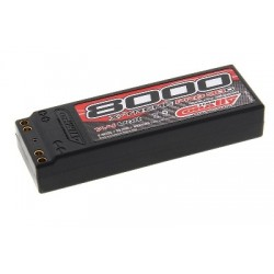 Team Corally - X-Treme Pro 90C 8000 mAh 7,4V Competition Li-Po Battery Pack