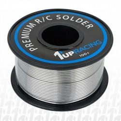 1up Racing Premium R/C Solder – 100g Roll