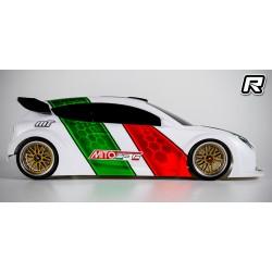 Mon-tech Racing Mitopista FWD body shell